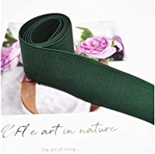 HMYDZ 50mm Nylon Elastiekjes Corn Pattern Elastic Band verdikking tailleband DIY naaien van kleding accessoires (Color : D...