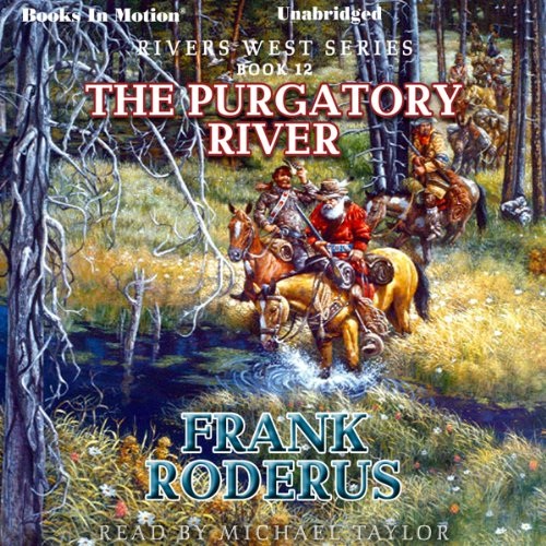 The Purgatory River audiobook cover art