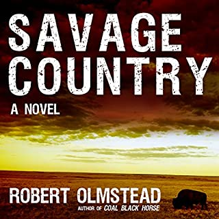 Savage Country cover art