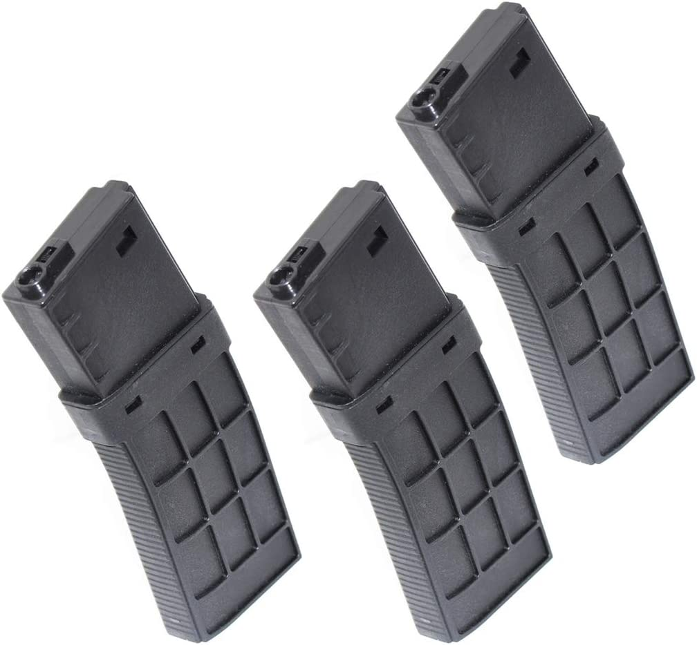 Bombing Sale Special Price new work Airsoft Parts CYMA 3pcs 220rd Waffle Mag Magazine AP for Mid-Cap