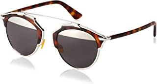Dior Christian Women's Soreal AOOMD Sunglasses, Havana/Silver Gunmetal