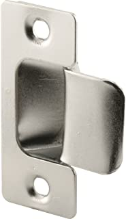 Defender Security U 10278 Adjustable Door Strike, Chrome Plated, 2-Piece