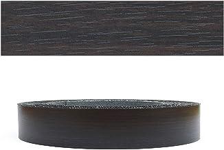 Mprofi MT/® 10 m r/ôle Chants en m/élamin/é fusible Colle thermocollant Bande de Chant m/élamin/ée noir graine 28mm