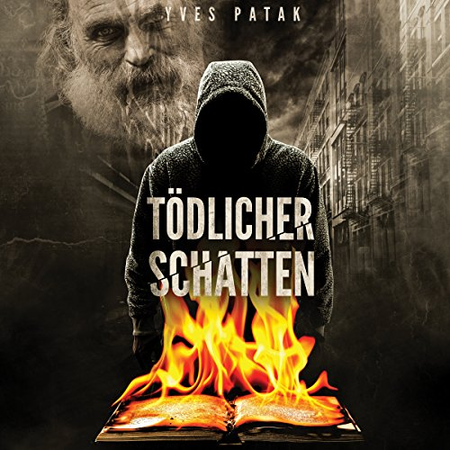 Tödlicher Schatten audiobook cover art