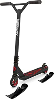 Street Surfing Torpedo Scooter Artik 2-in-1 Ski Combination - Black Core Red