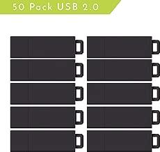 Centon Value Pack USB 2.0 Datastick Pro2 (black), 32GB 50 Pack (S1B-U2T2-32G-50