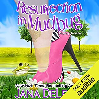 Resurrection in Mudbug                   Written by:                                                                                                                                 Jana DeLeon                               Narrated by:                                                                                                                                 Johanna Parker                      Length: 7 hrs and 3 mins     2 ratings     Overall 5.0
