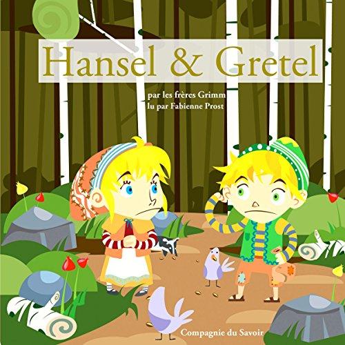 Couverture de Hansel et Gretel