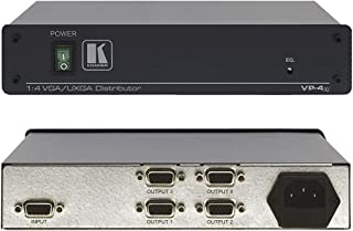 Kramer Electronics (VP-4xl) 1:4 Computer Graphics Video Distribution Amplifier, VGA/UXGA Splitter
