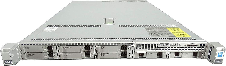 Cisco UCS C220 M4 8 Bay SFF 1U 14 2.6GHz E5-2690 C Max 52% OFF V4 2X Server Daily bargain sale