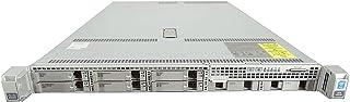 Cisco UCS C220 M4 8 Bay SFF 1U Server, 2X E5-2620 V3 2.4GHz 6 Core, 64GB DDR4, 12G RAID, 4X 300GB 15K SAS 2.5 Drives, 2X 7...