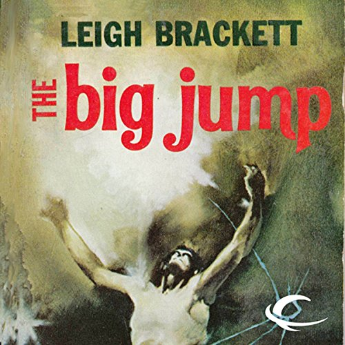 The Big Jump audiobook cover art