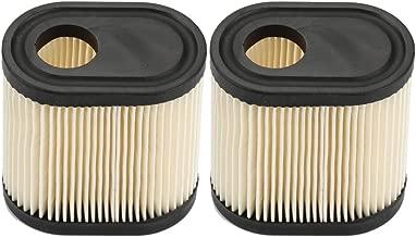 Milttor 2 Packs 36905 Air Filter for Tecumseh 740083A LEV100 LEV115 LEV120 OVRM105 OVRM65 TVS115 TVS120 Toro Craftsman Lawn Mower