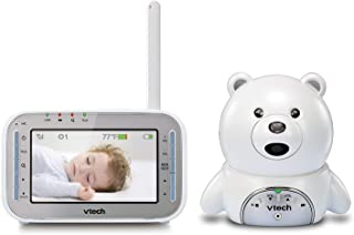 """Vtech Digital Video Baby Monitor with Automatic Infrared Night Vision - 4.3"""" Tft,"""