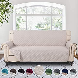 RHF Reversible Sofa Cover, Couch Covers for 3 Cushion...