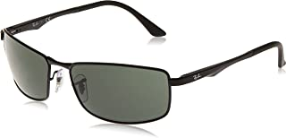Ray-Ban Sunglasses Rectangular Rb 3498 0RB3498