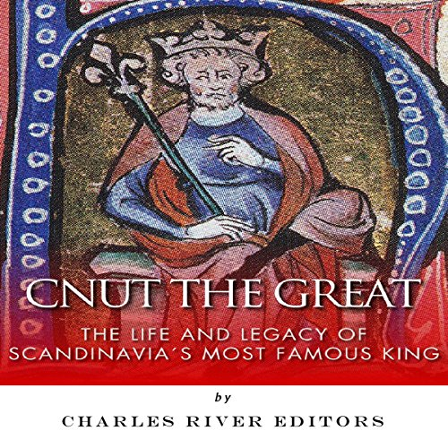 Cnut the Great audiobook cover art