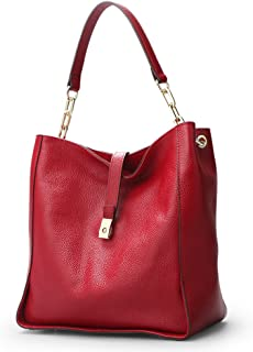 Best lady hobo genuine leather bag handbag Reviews