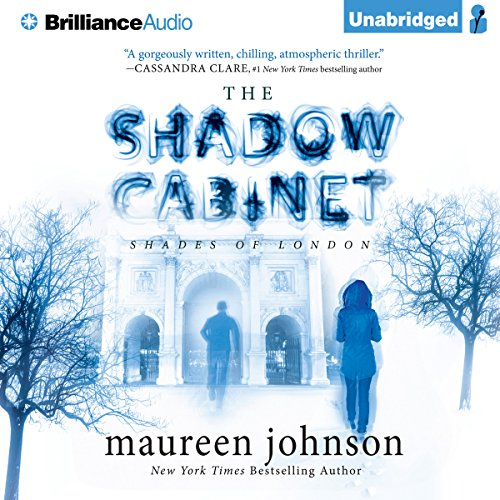 Couverture de The Shadow Cabinet