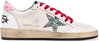 Luxury Fashion | Golden Goose Women G36WS592A79 White Leather Sneakers | Spring-summer 20