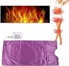 Couvertures de sauna, couverture de traitement, couverture sauna infrarouge lointain Thermo Couverture électrique Couvertu...