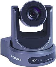 PTZOptics 30X-NDI Broadcast and Conference Camera (Gray) (PT30X-NDI-GY)