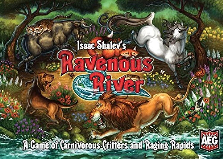 liquidación hasta el 70% Ravenous River by Alderac Entertainment Entertainment Entertainment  comprar mejor