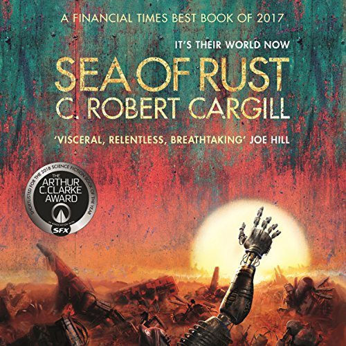 Sea of Rust cover art
