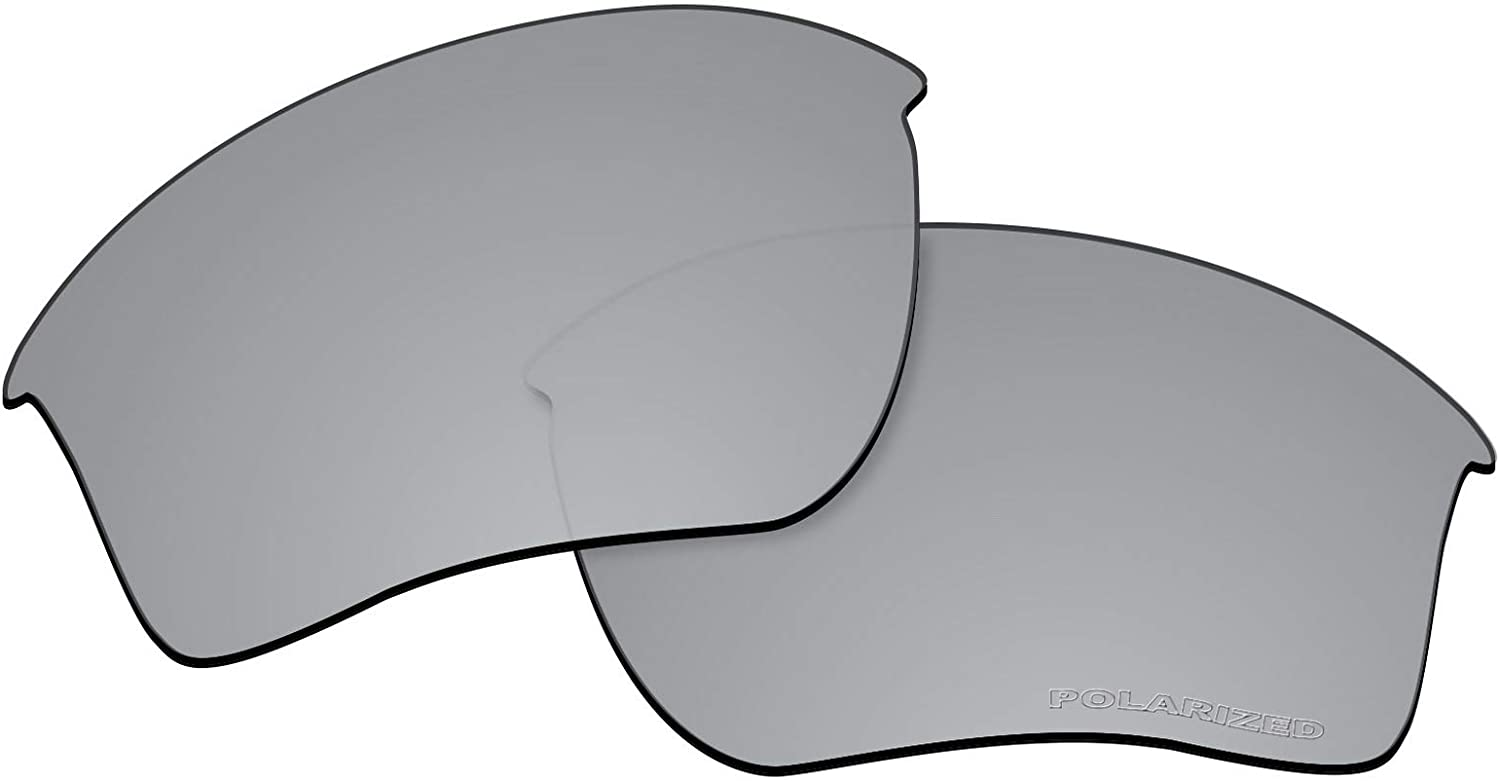 Limited time cheap sale OOWLIT Replacement Lenses Compatible with Oakley Half 2.0 Don't miss the campaign Jacket