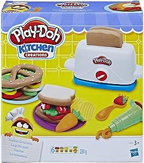 Play-Doh - La Tostadora (Hasbro E0039EU4)