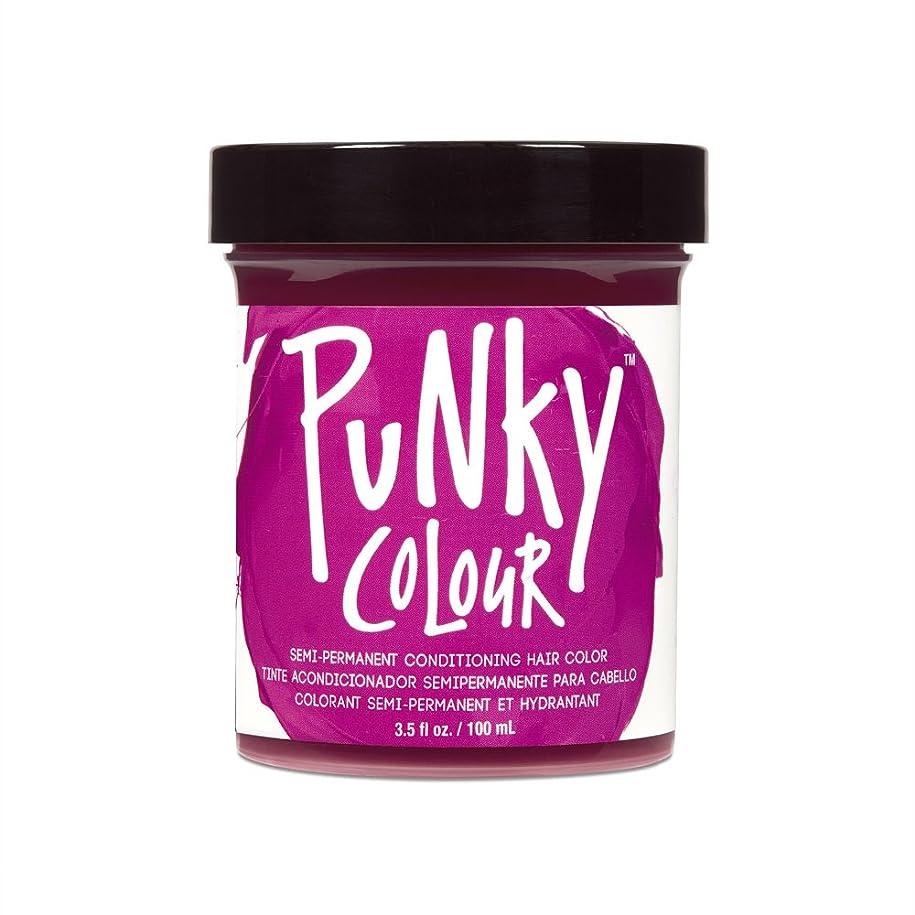 読む幻滅するクッション(3 Pack) JEROME RUSSELL Punky Color Semi-Permanent Conditioning Hair Color - Rose Red (並行輸入品)