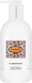 Claus Porto Banho Liquid Soap, Citron Verbena, 10.14 fl. oz.