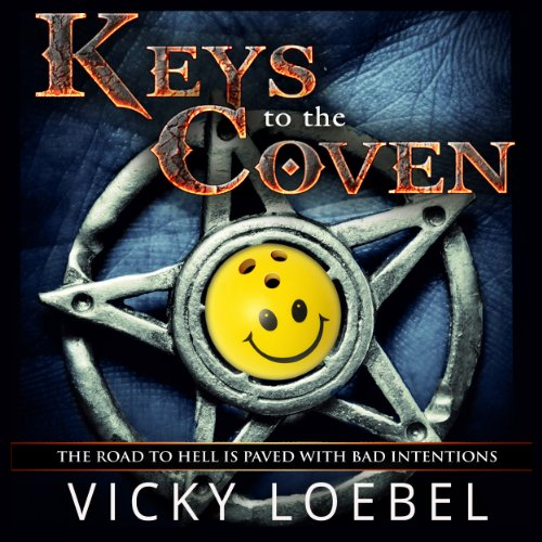 Keys to the Coven audiobook cover art