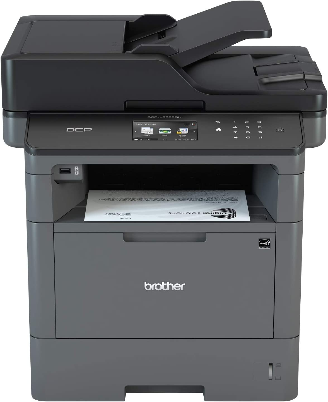 Brother Mfc L 5750 Dw Multifunktionsgerät Französische Version Bürobedarf Schreibwaren