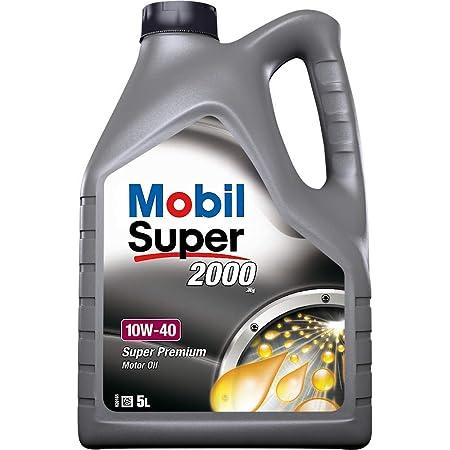 Mobil Super 2000 X1 10w 40 5l Auto