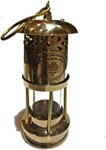 Roost Outdoors Brass Oil Ship Lantern (真鍮 オイルランタン シップランプ 船灯) ネルソンランプ アンカーランプ ケロシン ランタン 真鍮ランタン ブラスランタン 簡易日本語説明書付き 注油用スポイト付き...