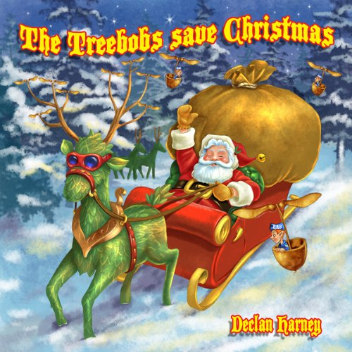 The Treebobs Save Christmas audiobook cover art