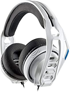RIG 400HS Stereo Gaming Headset for PlayStation4, White - PlayStation 4