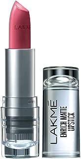 Lakme Enrich Matte Lipstick, Shade PM14, 4.7g