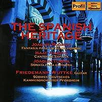 Spanish Heritage:Rodrigo/Albeniz/Turi:The Spanish Heritage