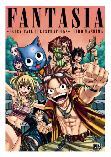 Fairy Tail - Fantasia: Fairy Tail illustrations: 1 (Pika)