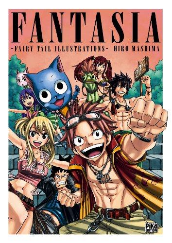 Fairy Tail - Fantasia: Fantasia (Fairy Tail - Artbook (1))