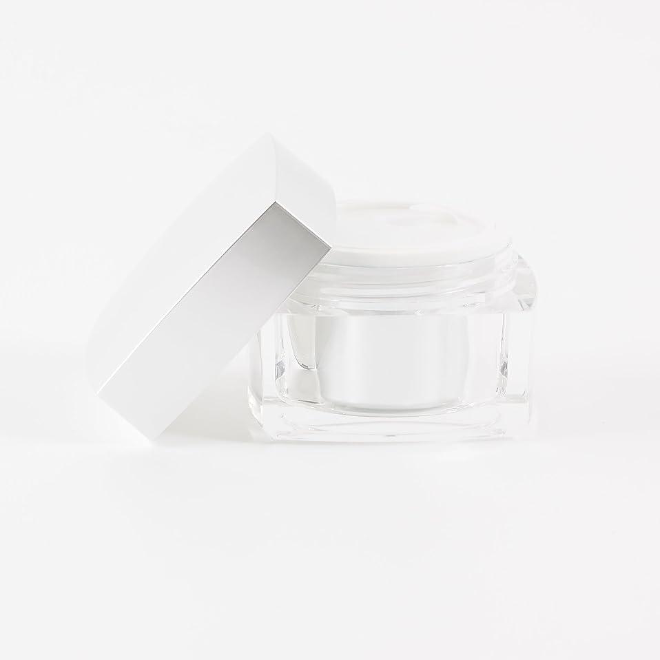 殺人自分タイプVerve Acrylic Jar Silver 50ml x 10