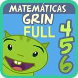 Matemáticas 456 FULL VERSION números, sumar, restar, ejerc