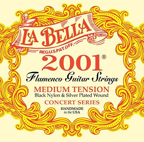 La Bella - B2001FM - Juego cuerda flamenco