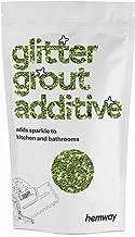 Hemway - Glitteradditief voor voegmortel - voor badkamer, natte cellen & keukens - voor het mengen met epoxyhars/cement ge...