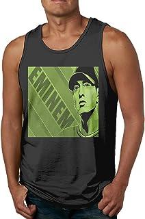 メンズ タンクトップ Eminem サマースポーツとフィットネス トップス