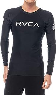 【RVCA】ルーカ 2020春夏 RVCA ルーカ RASHGUARD メンズ サーフラッシュガード BA041859 20SU シャツ トレーニング ラッシュ サーフィン S/M/L/XL 2カラー【正規品】【あす楽対応】