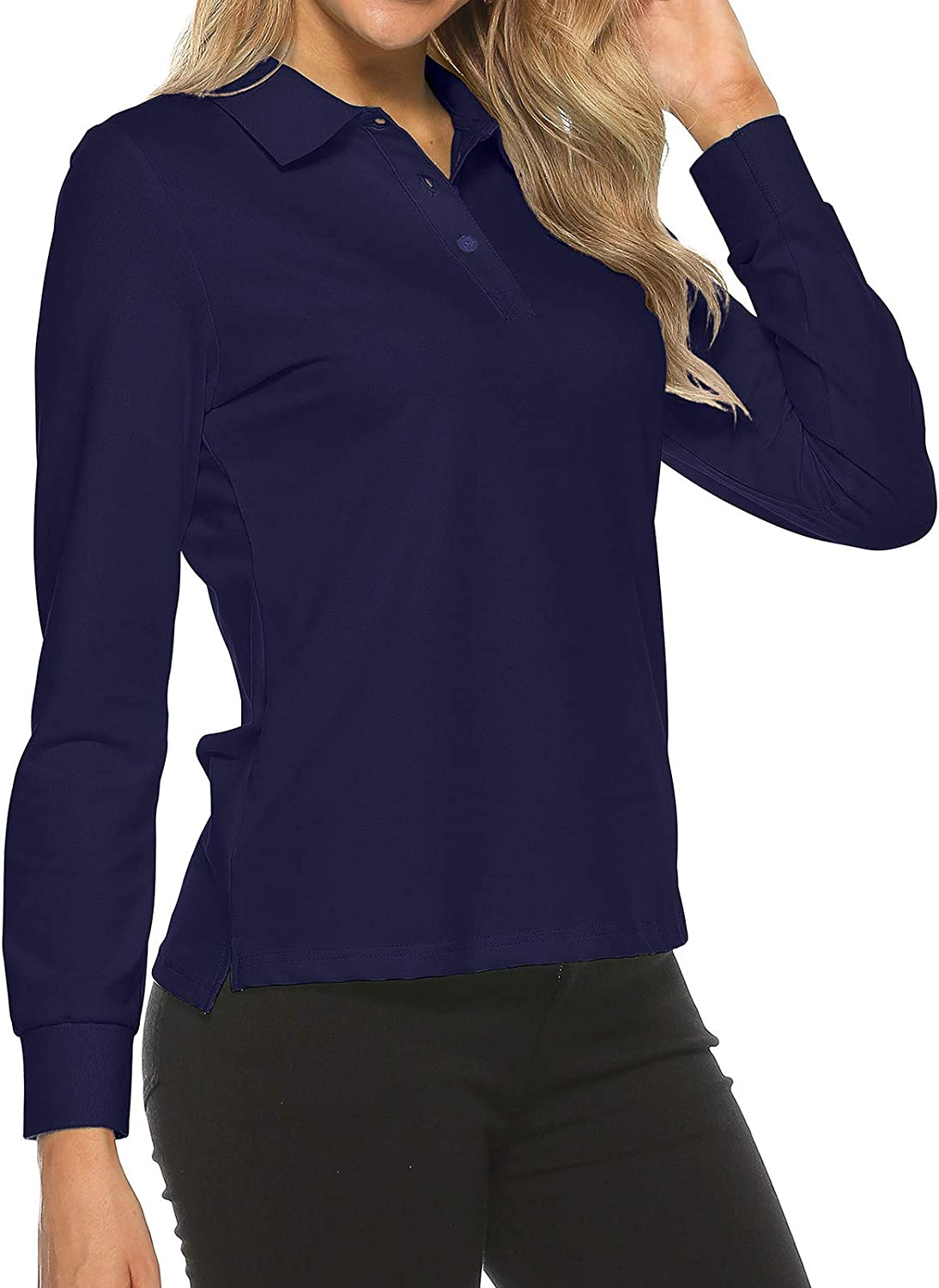 Women's Golf Polo Shirts Sports Athletic Fitn Tennis Credence Tops Arlington Mall