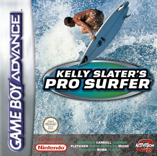 GameBoy Advance - Kelly Slater's Pro Surfer